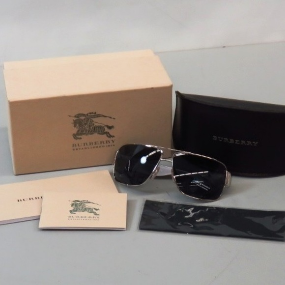 fbf37cf289e 😎Burberry Unisex Sunglasses 😎